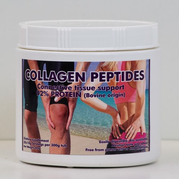 Collagen Peptides [Pure] (300g; 1kg)