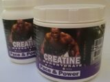 Creatine Monohydrate (200g,500g)