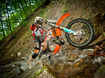 Enduro Riding