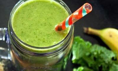 Megan's Green Smoothie with Collagen Peptides