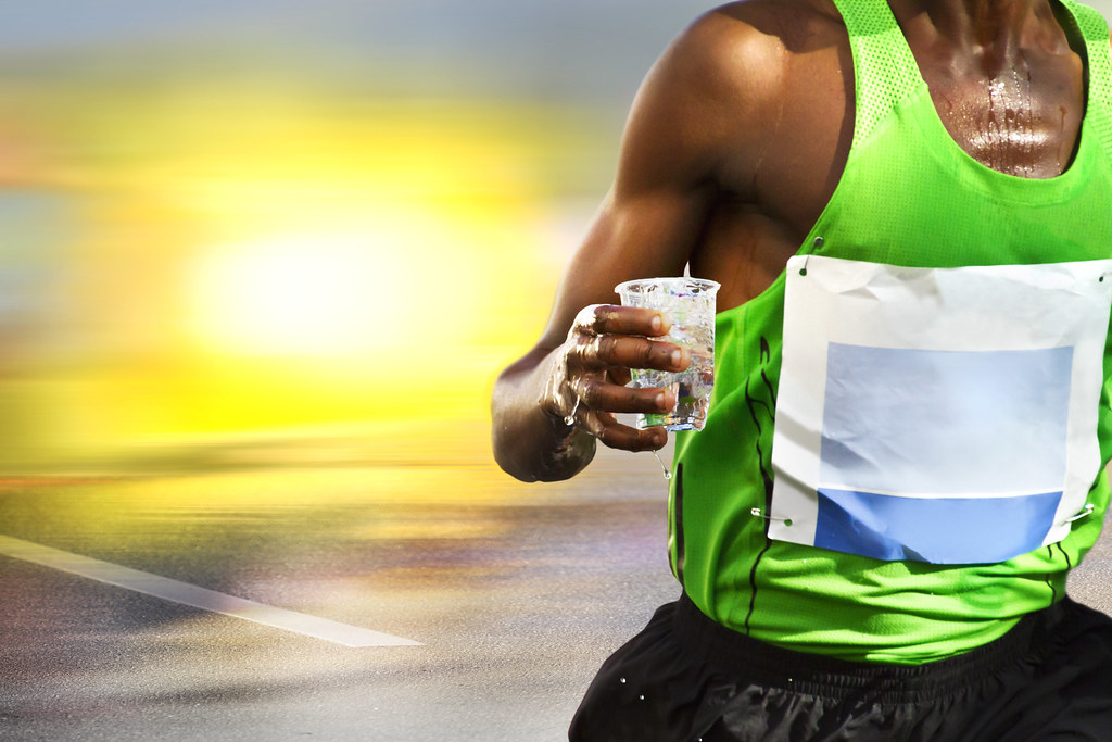 FAQ: I am a runner and I am never sure how much water to drink – Please help