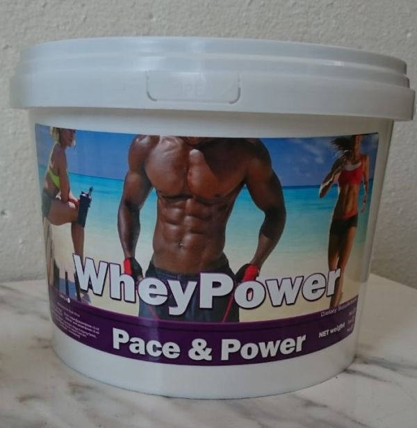 Whey Power Recipes!