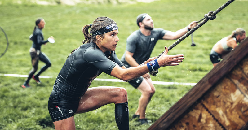 Obstacle Course Races (Spartan/Warrior/Tough Mudder)